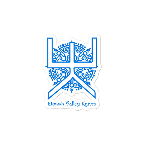 Etowah Valley Knives stickers