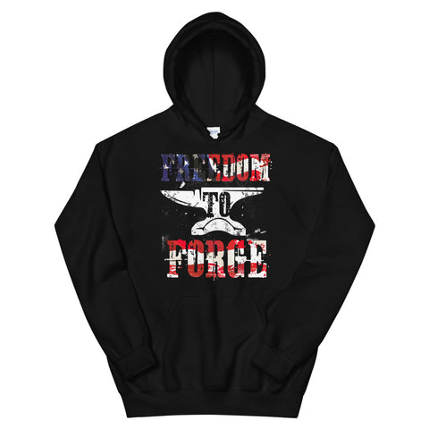 Freedom To Forge Hoodie