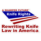 Knife Rights stickers
