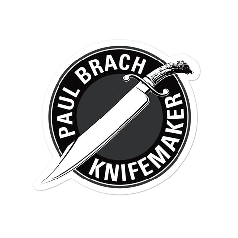 Paul Brach stickers
