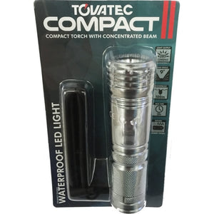 COMPACT II 285 LUMENS WP 100M DIVE TORCH