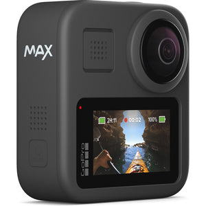GOPRO MAX with Free Dual Charger and extra battery