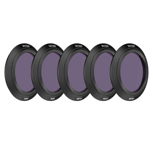 Skyreat ND Filter Set for Autel Evo II 8K 5 PACK (ND4 ND8 ND16 ND32 ND64)