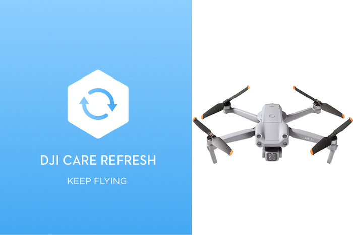 DJI Care Refresh 2-Year Plan (DJI Air 2S) NZ
