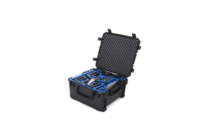 Go Professional DJI Inspire 2 Travel Mode Case for Cendence, CrystalSky & More
