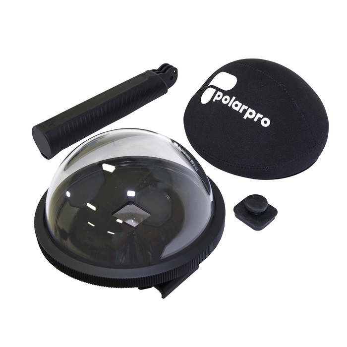 PolarPro FiftyFifty Over/Under Dome for GoPro HERO7 / HERO6 / HERO5