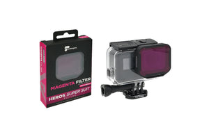 PolarPro Super Suit Magenta Filter for GoPro HERO7 / HERO6 / HERO5