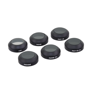 PolarPro Filters Professional 6-Pack for DJI Mavic Pro