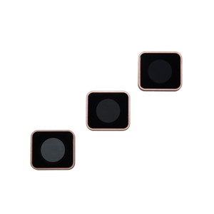 PolarPro Cinema Series Filter 3-Pack for GoPro HERO5 / HERO6 / HERO7 Black