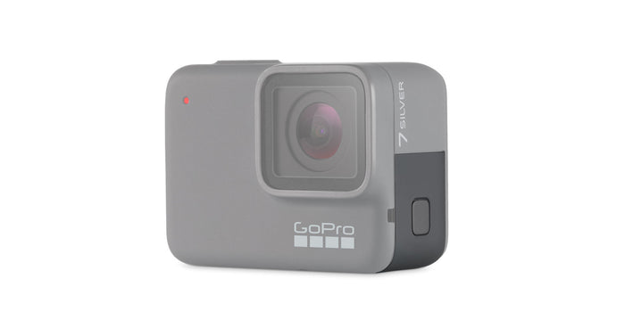 Replacement Door HERO7 Silver