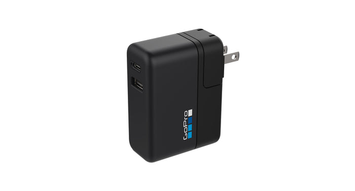 Supercharger International Dual-Port Charger