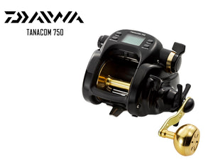 Daiwa Tanacom 750 Power Assist Electric Reel