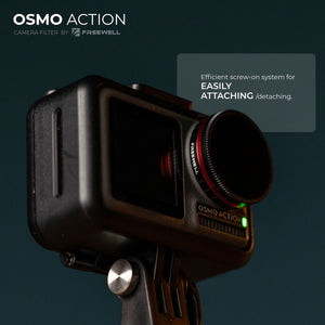 DJI Osmo Action Camera Filter - Standard Day - 4 Pack