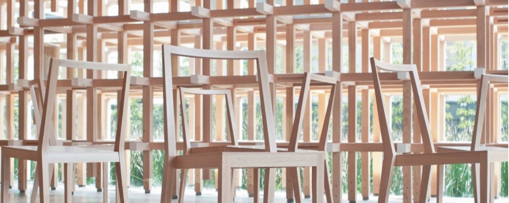 Kengo Kuma, Furniture, and Materiality | Immateriality