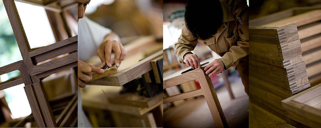 Zen and the Art of Furniture Making: An Inquiry into Quality