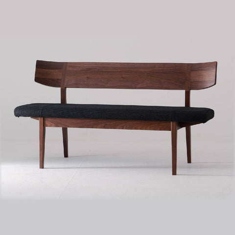 Forms Bench with Back