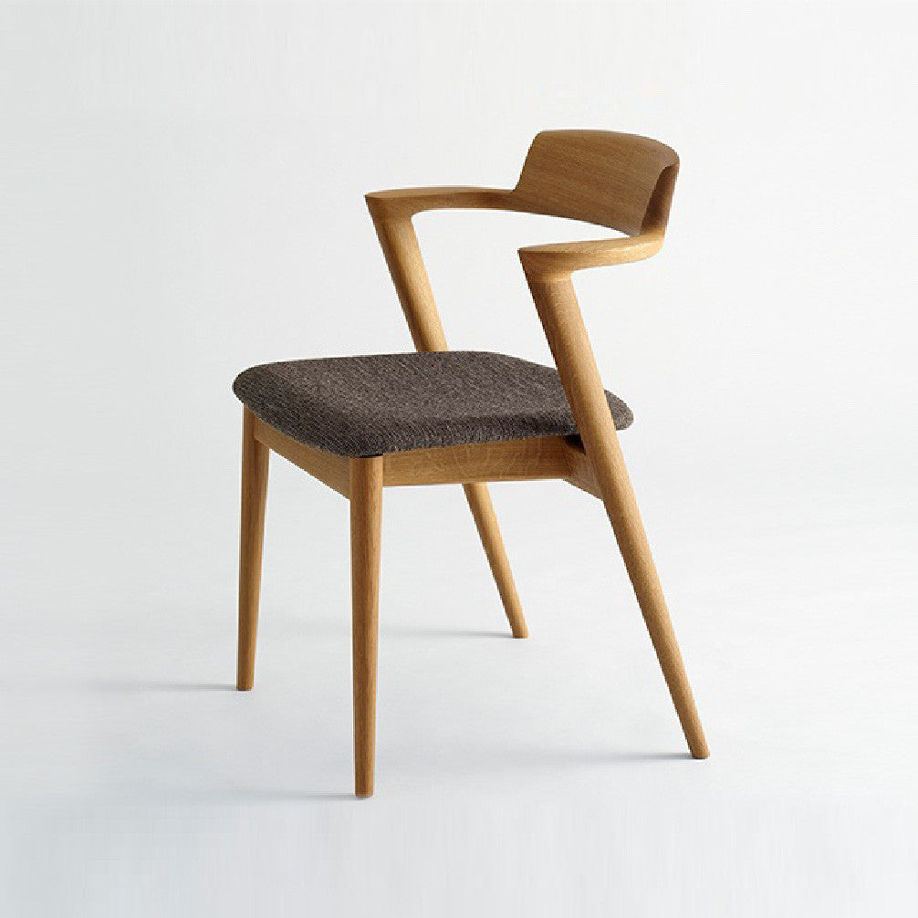 Seoto Arm Chair Upholstered