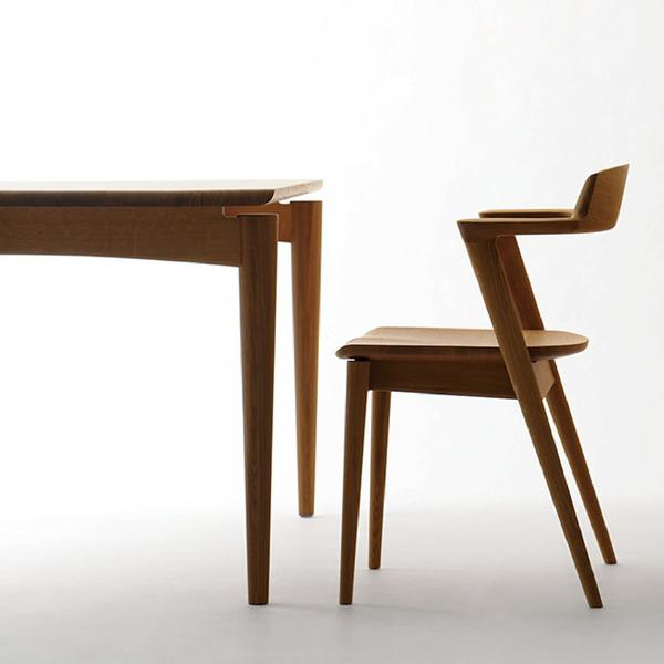 Seoto Armchair (in Walnut)