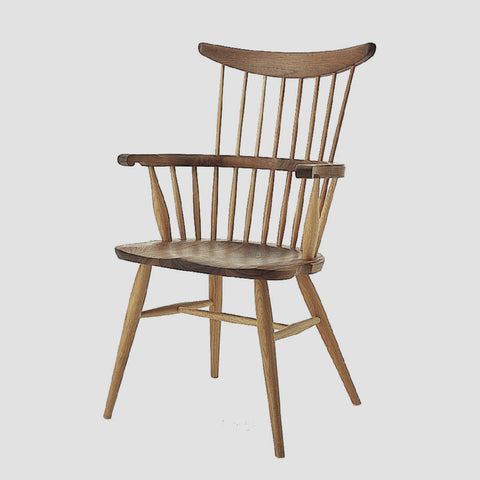 TWW Kura Windsor Comb Back Arm Chair