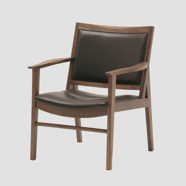 TWW Upholstered Back Low Chair