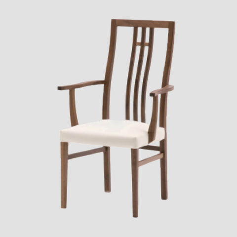TWW High Back Arm Chair