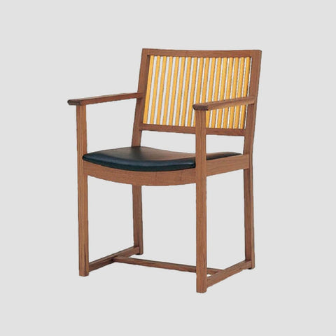 TWW Square-Back Arm Chair