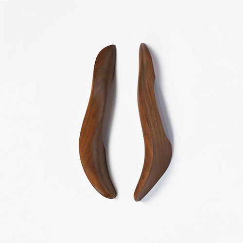 Crafted Wood Door Handles