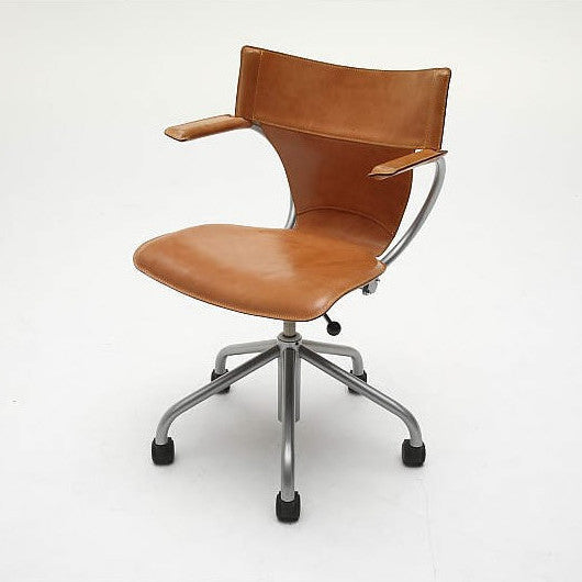LeatherCool Office Chair