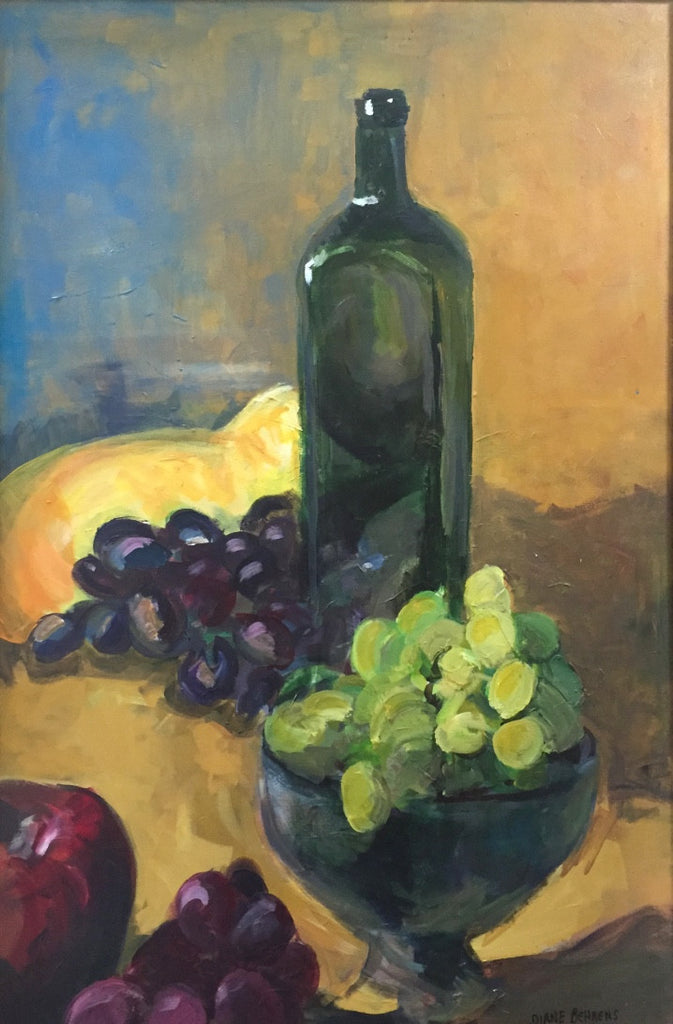 Wine Bottle (original)
