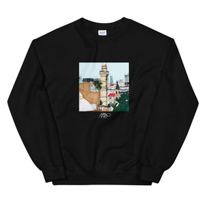Where We 3 Exist Womens Sweater