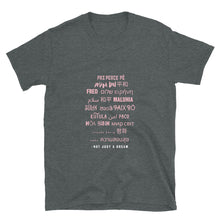 Load image into Gallery viewer, Women's Classic Peace Commerce Tee