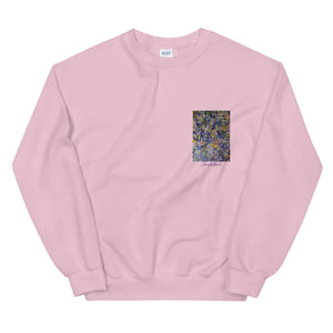 River of Dreams Womens Sweatshirt