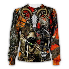 Load image into Gallery viewer, Tessffel Hunter Animal Camo Fashion Tracksuit 3D Print Hoodie/Sweatshirt/Jacket/shirts Mens Womens colorful casual Harajuku s-12