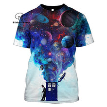 Load image into Gallery viewer, PLstar Cosmos Doctor who with planets space sky 3d hoodies/shirt/Sweatshirt Winter autumn funny Harajuku Long sleeve streetwear
