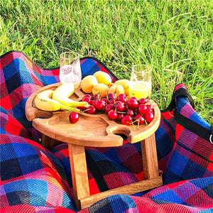 Outdoor Folding Picnic Table