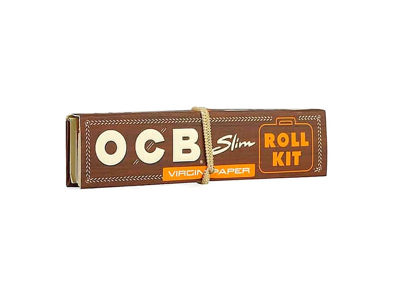 OCB Roll Kit - Papier non blanchit