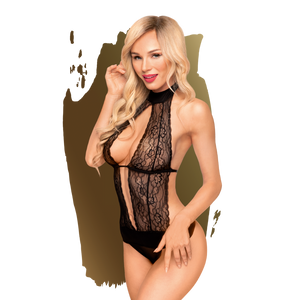 Perfect Lover Lace Teddy