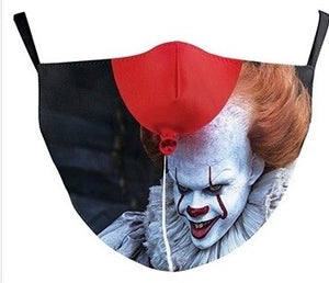 PennyWise Fun Face Mask