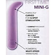 First Time Collection Mini G-spot Vibrator