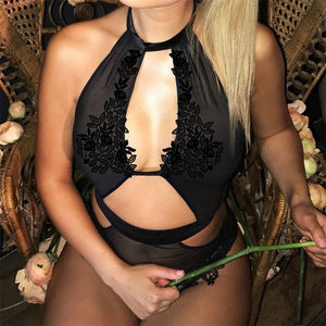 Sexy Wave Lingerie Set