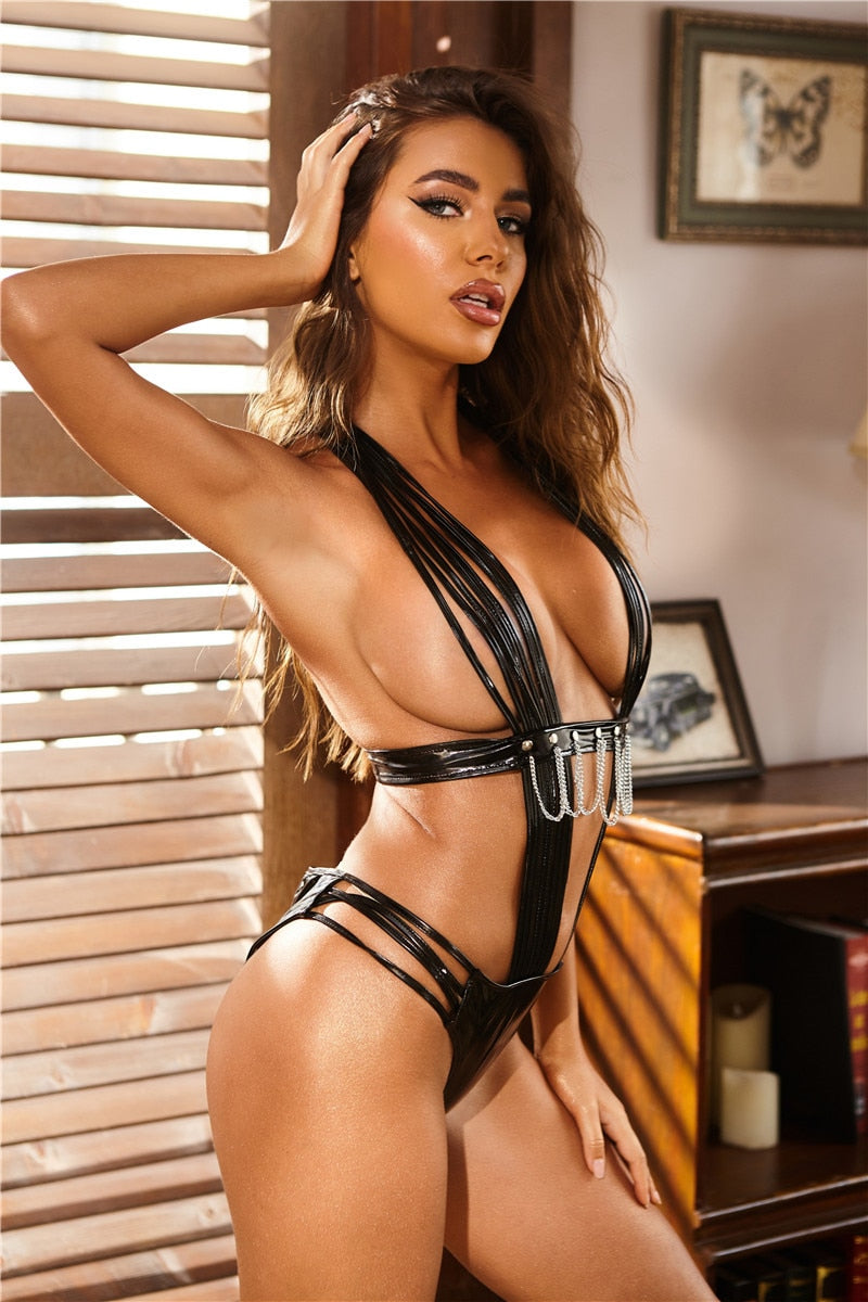 Fire Leather Lingerie