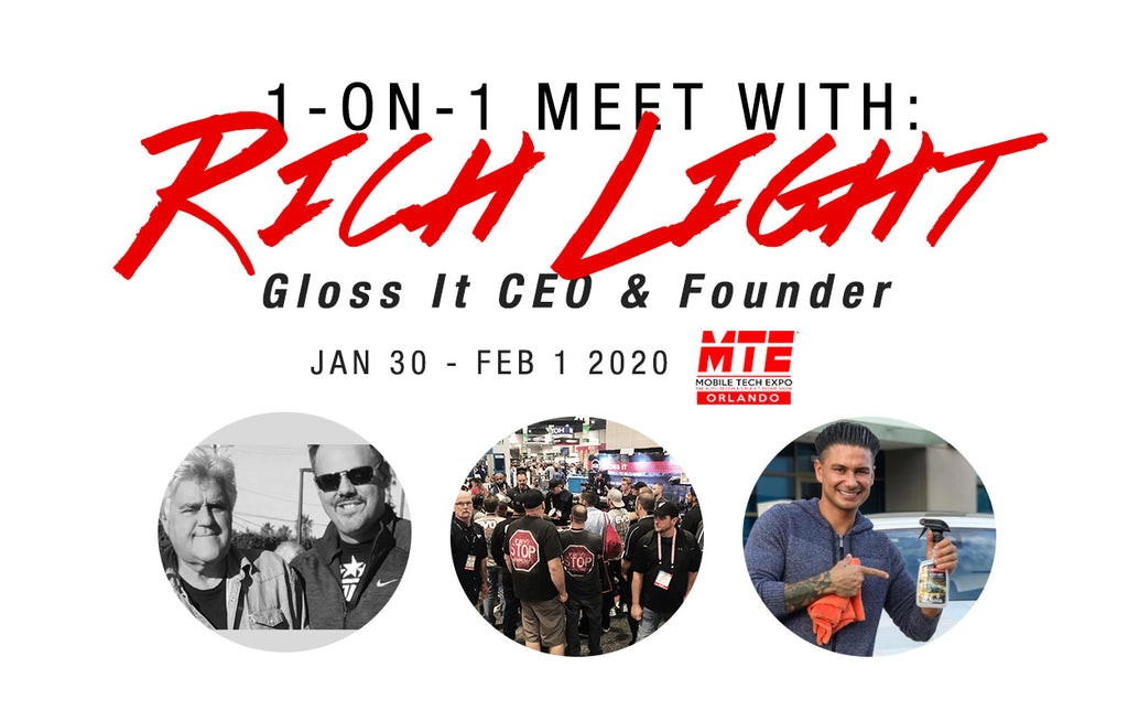 Meet Rich Light at Mobile Tech Expo in Orlando!