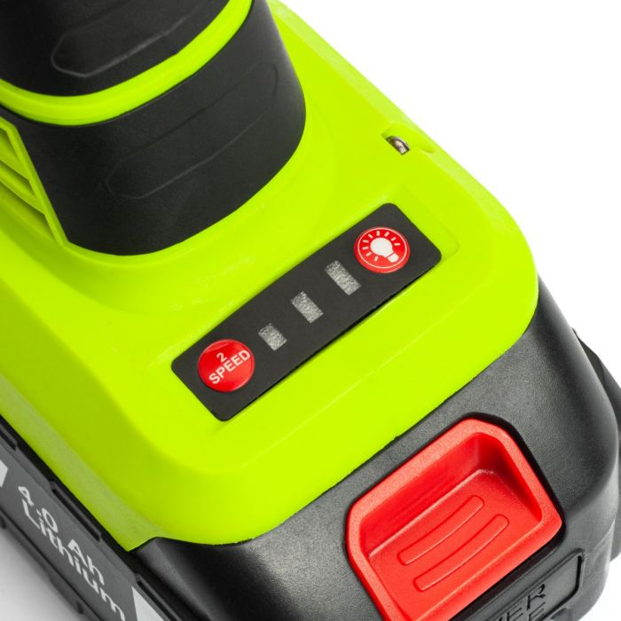 ION 21 Cordless Dual Action Polisher