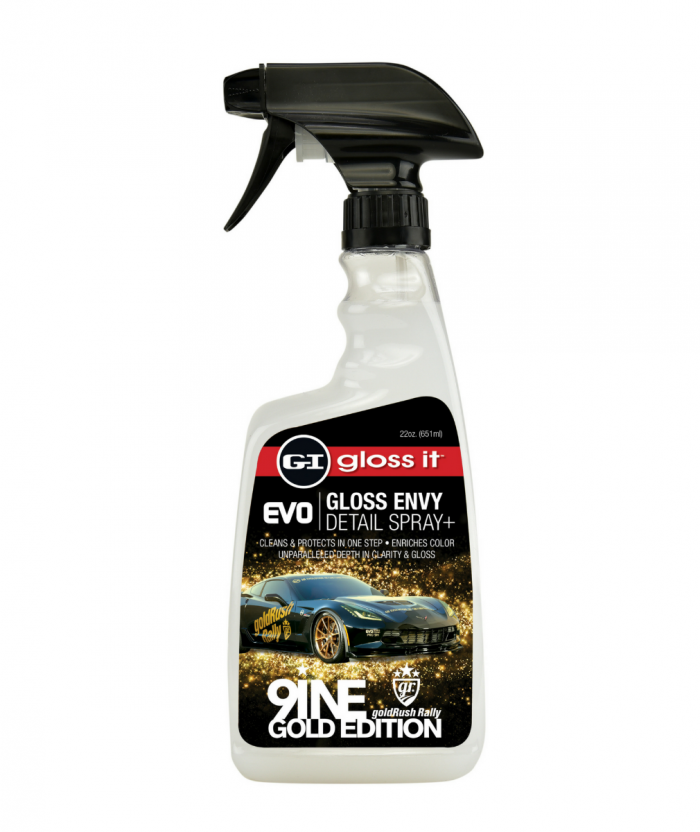 Gloss Envy Detail Spray Plus | Limited Edition GR9