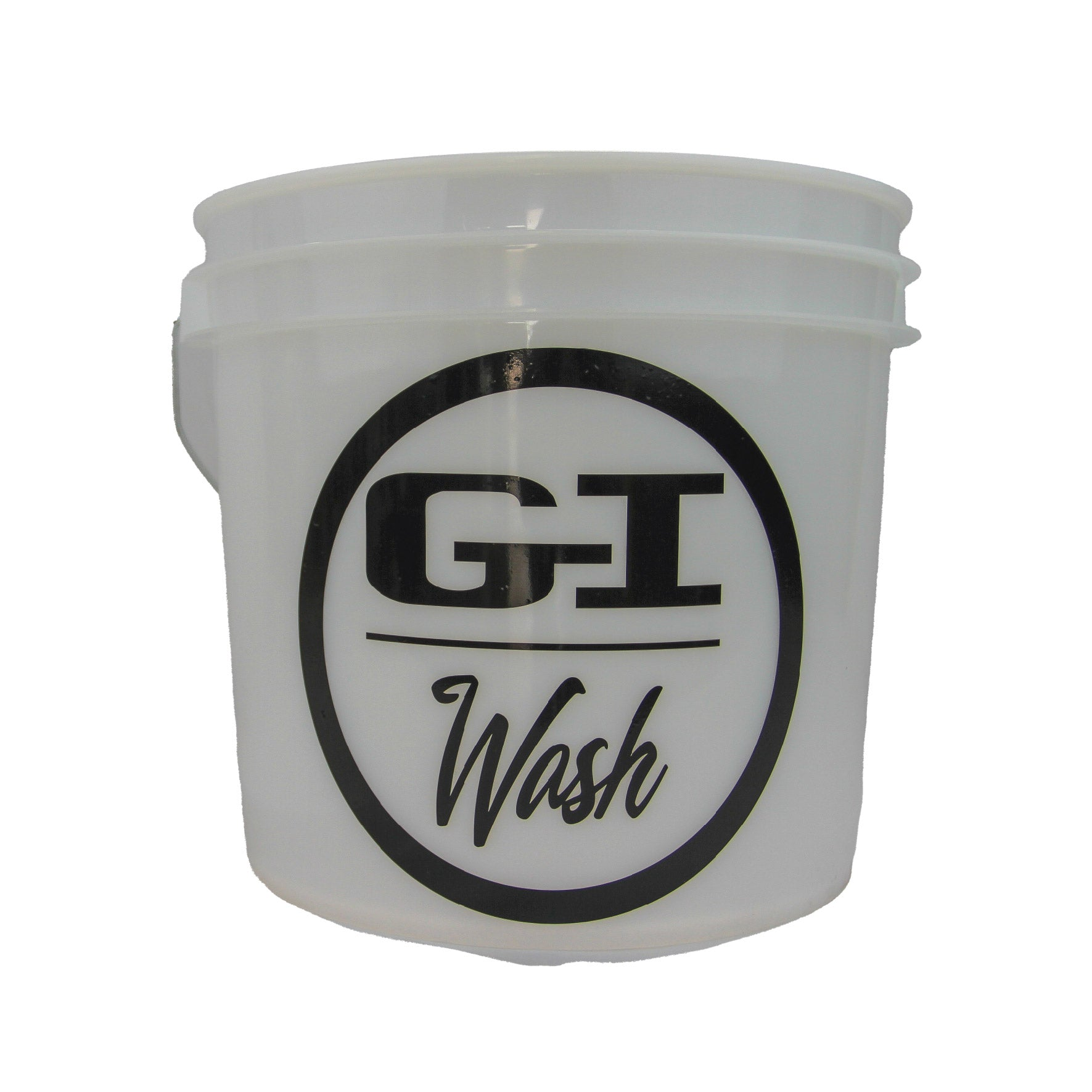 Gloss-It 3 1/2 Gallon Wash Bucket