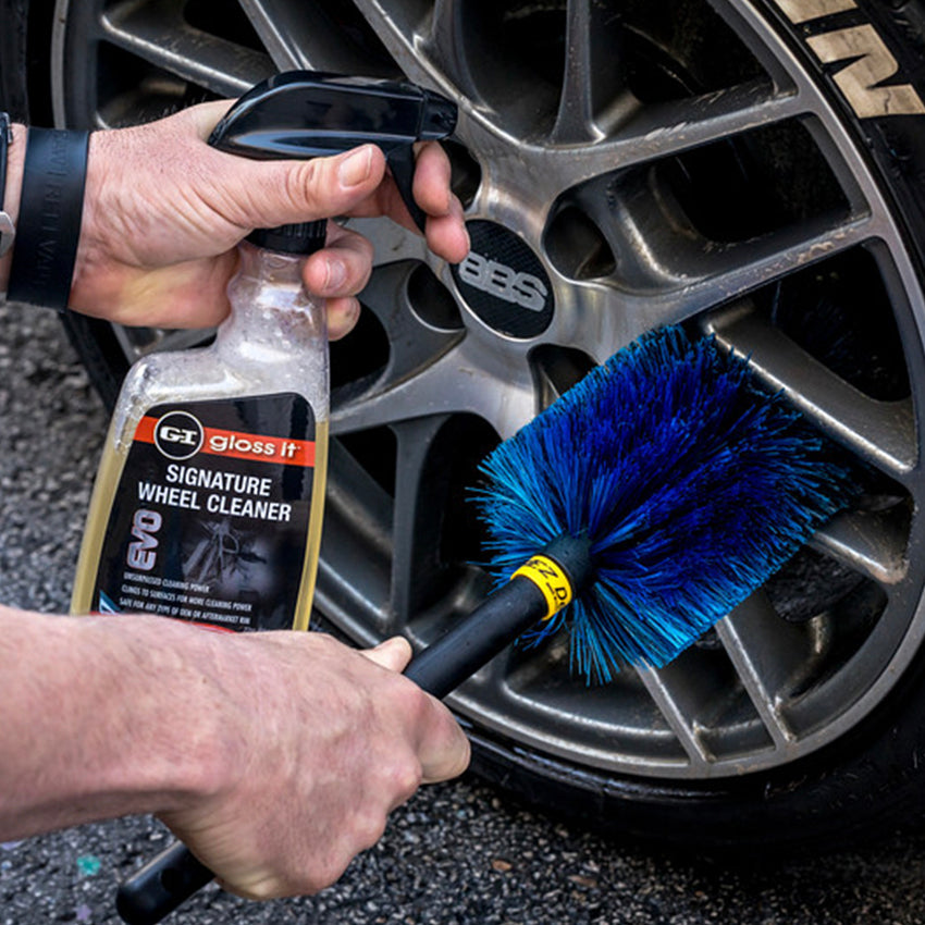 Signature Wheel Cleaning Gel 3 Pack