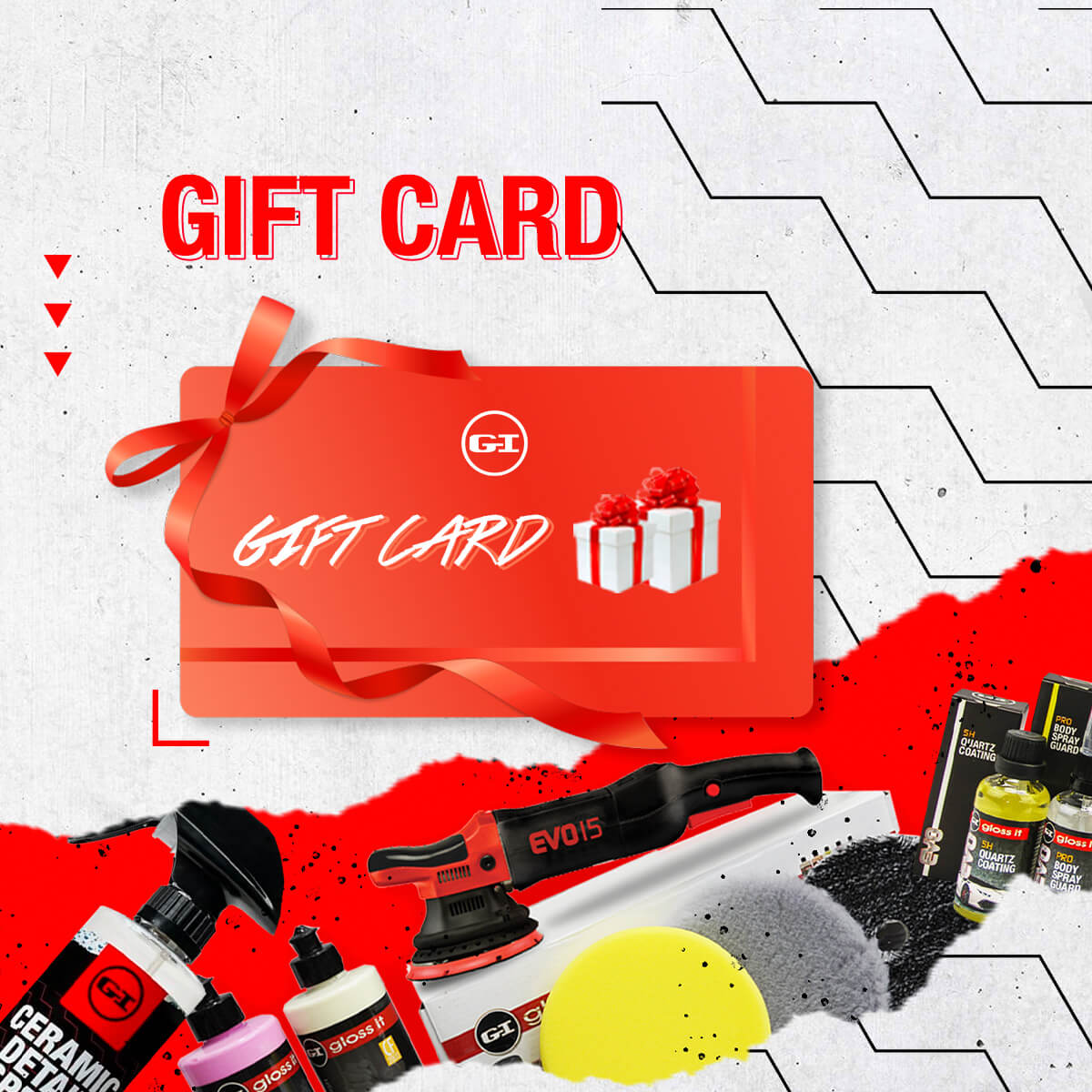 Gloss It Gift Card