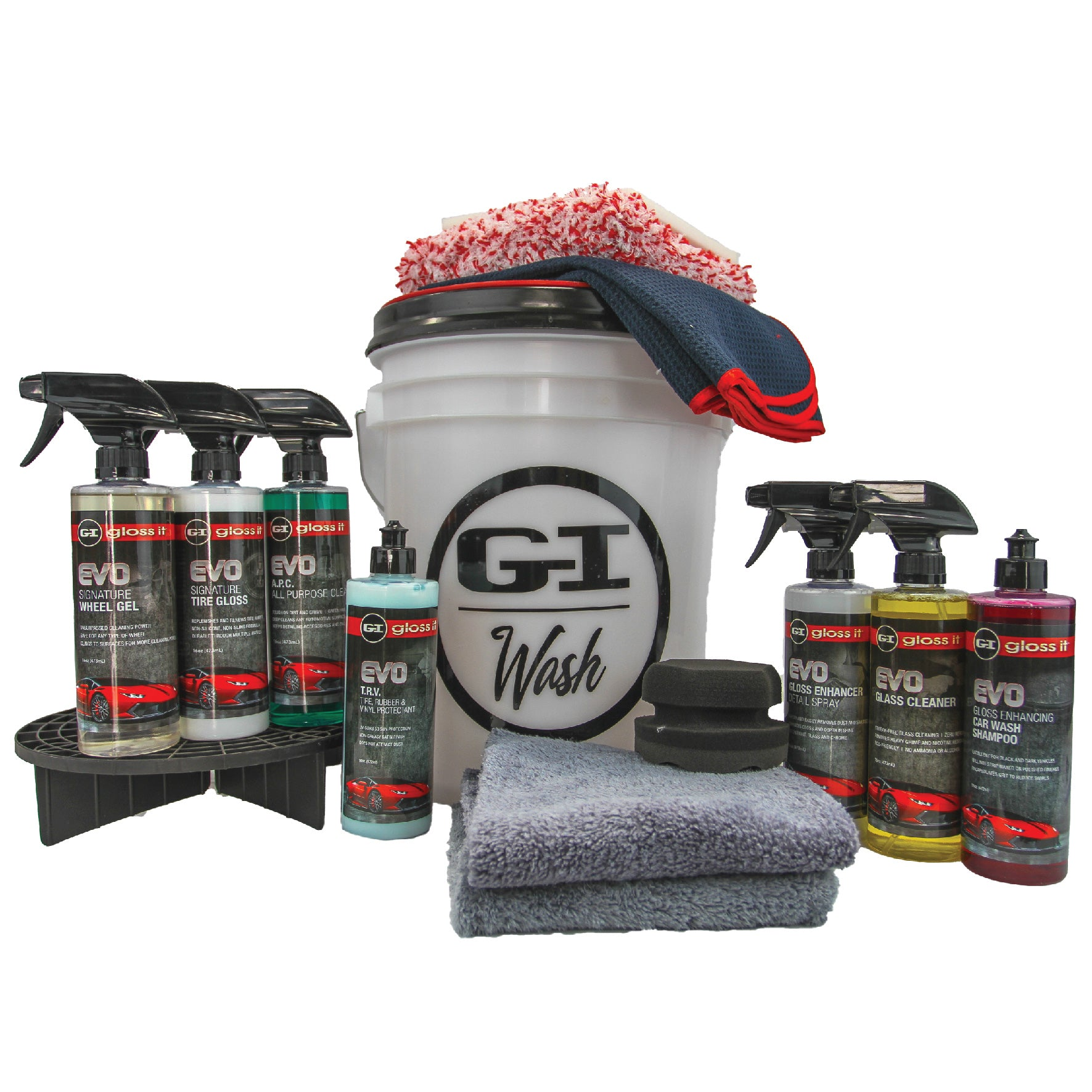 Complete Swirl Free Car Wash Kit