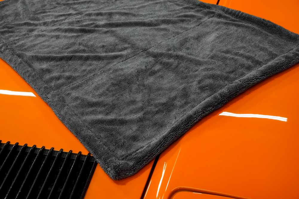 Ultimate Plush Microfiber Drying Towel