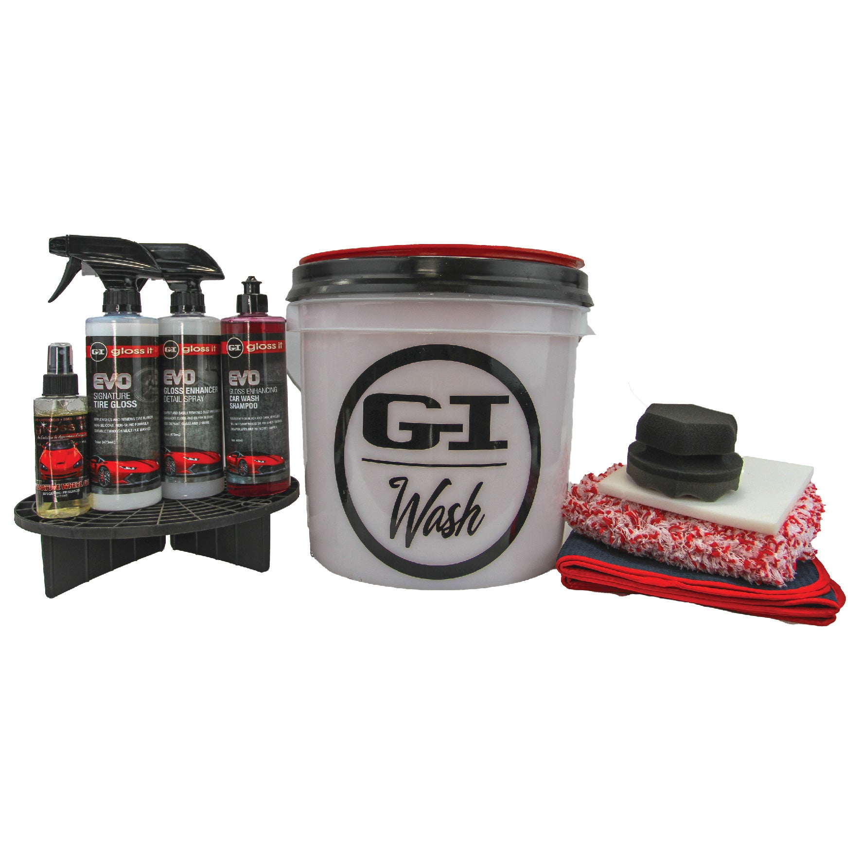 Deluxe Enthusiast Starter Car Wash Kit